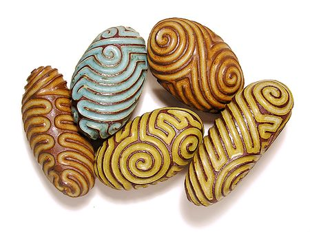 art, carved, ceramic, clay, geomancy, instrument, rattle, singing stones™, whitney krueger
