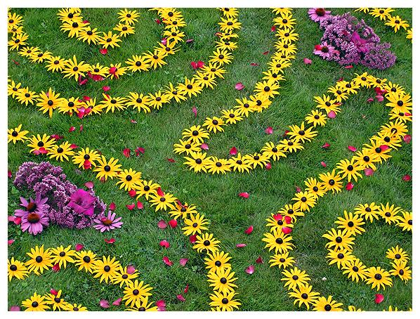 environmental mandala flower floral earthereal ephemeral nature art botanical celestial deva glyph