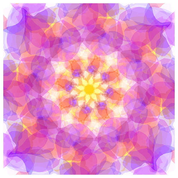 color, Create Your Own Flower, floral, geometry, lotus of light, mandala, sound, spirograph, Ze Frank
