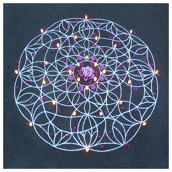visonary divine art flow sacred geometry language of light chakra feminine earthereal alchemy lightweaving