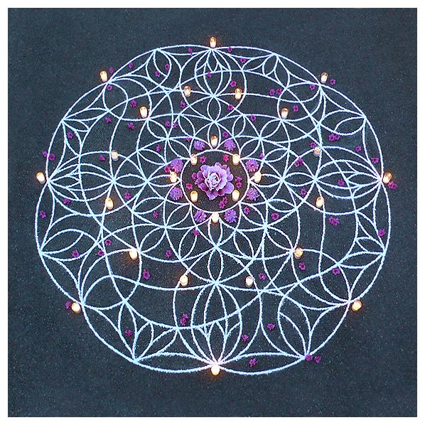 visonary divine art flow sacred geometry language of light chakra feminine earthereal alchemy lightweaving