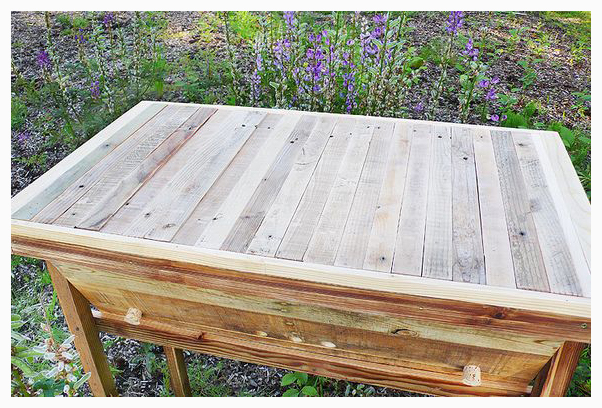 Bee, DIY, Hive, Pallet, Project, Reclaimed, Recycled, Repurposed,. Just  Finished Building My Top Bar ...