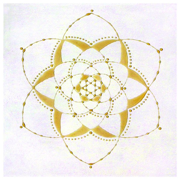 art, bee, eco, environmental, honey, mandala, recording, sacred geometry, whitney krueger nature